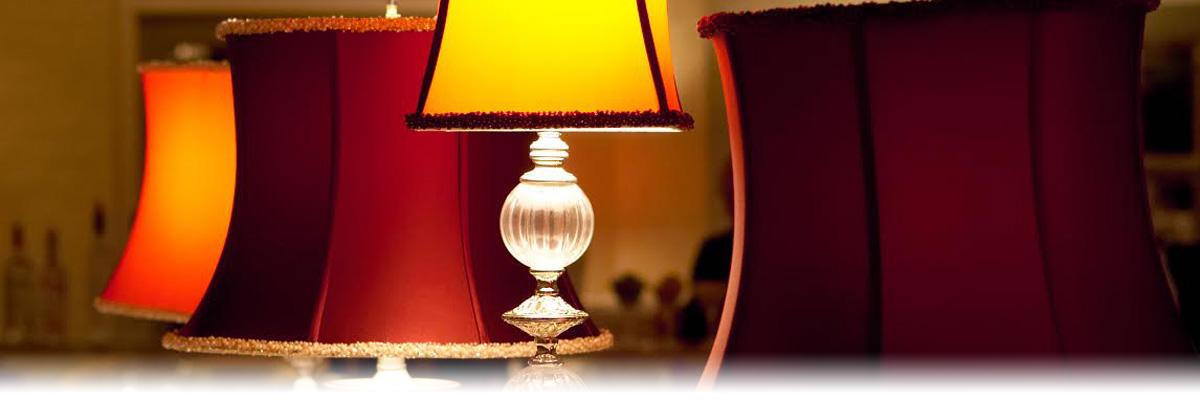 mystique satin - lampshades