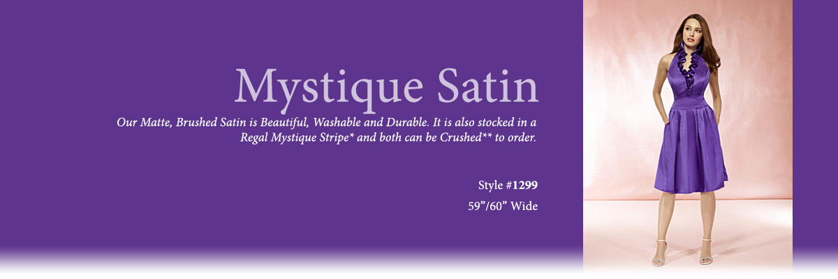 Mystique Satin