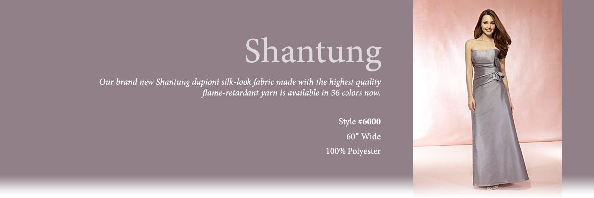 Shantung Fabric