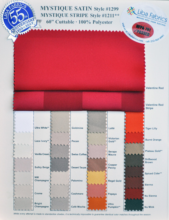Mystique Stripe colorcard